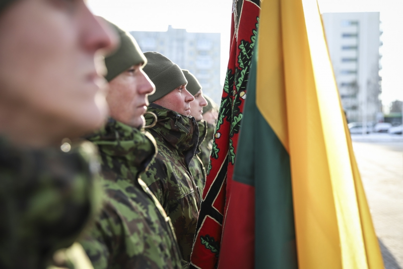 Communications and Information Systems Battalion established in the Lithuanian Armed Forces