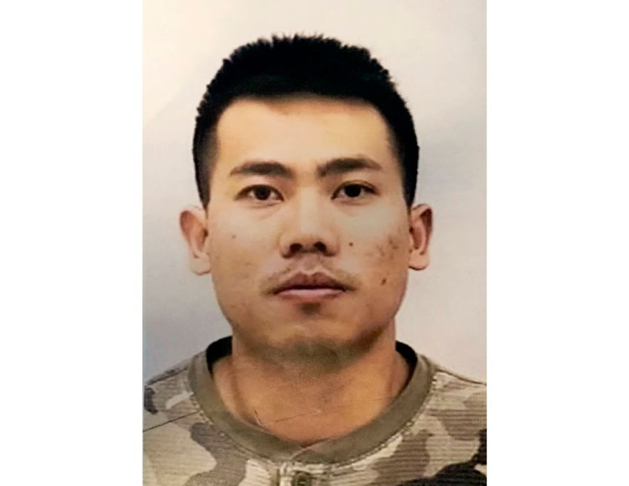 Soldier charged with murder after wife's body found in trash