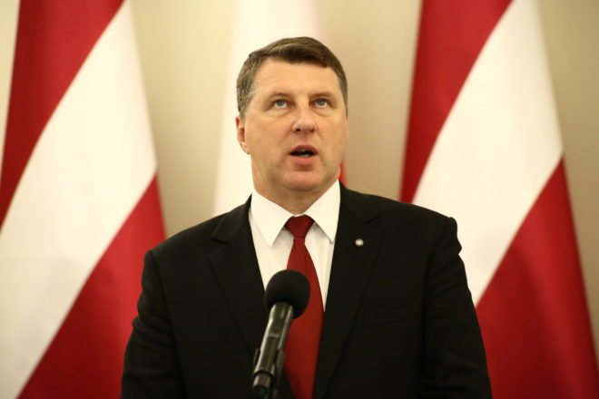 President Vejonis not to attend Davos Forum