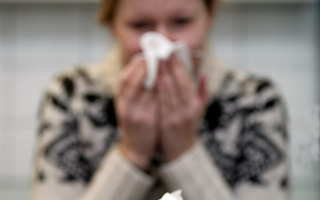 First two flu deaths recorded in Latvia this winter