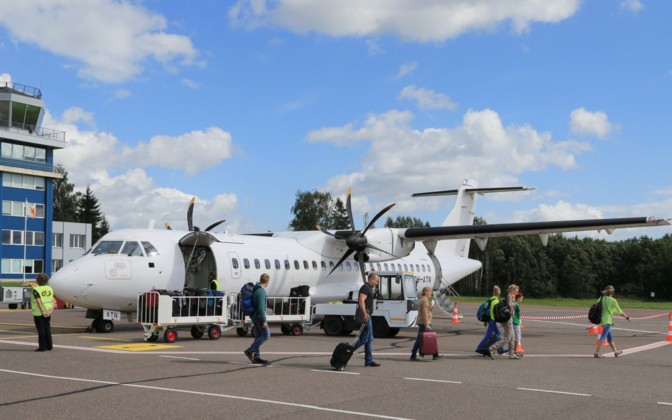 City of Tartu to support development of flight connections
