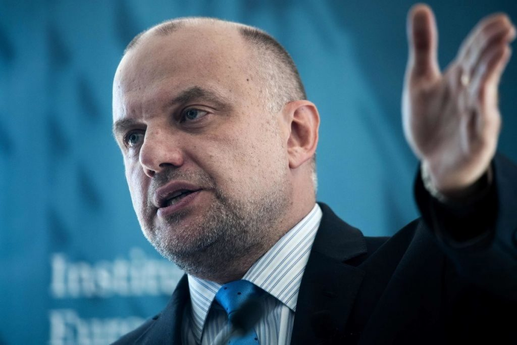 Estonian Minister of Defense highlights Baltic states' defense issues at Munich Security Conference