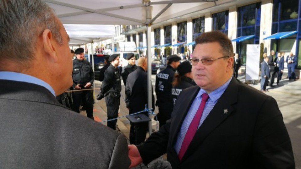 L.Linkevičius: NATO must continue to strengthen its deterrence and defense posture