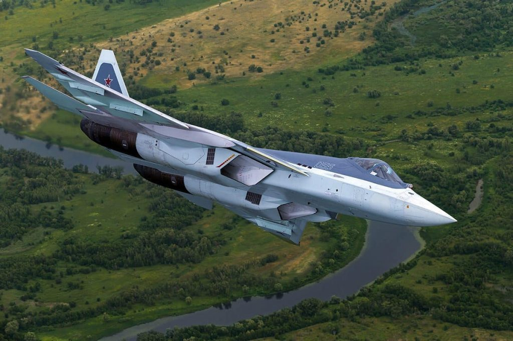 Russia plans to publicly showcase Su-57 fighter at Paris Air Show