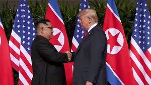 Trump says to meet North Korea's Kim