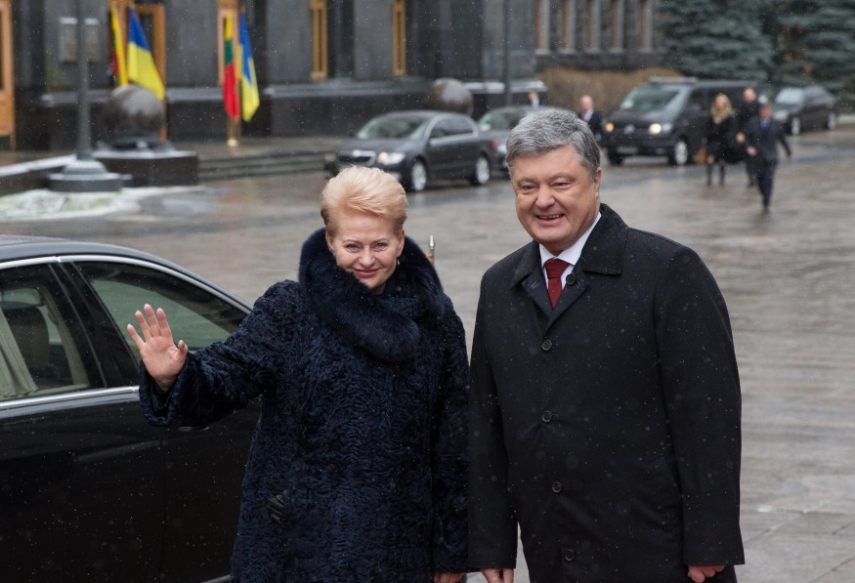 Lithuania to propose new sanctions on Russia if aggressive policy continues