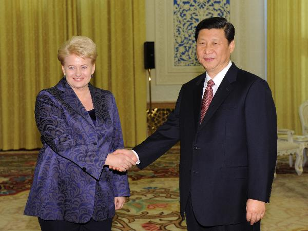 Intelligence warns of China's increasingly aggressive spying in Lithuania
