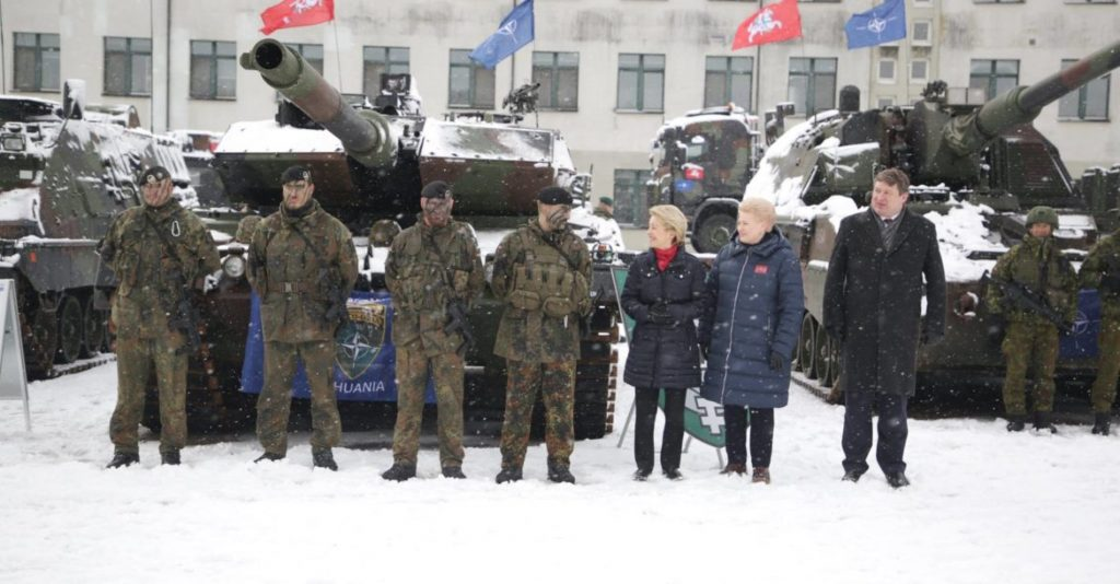 Germany to invest EUR 110 mln into military infrastructure in Lithuania