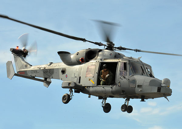 British Wildcat and Apache helicopters to arrive in Estonia