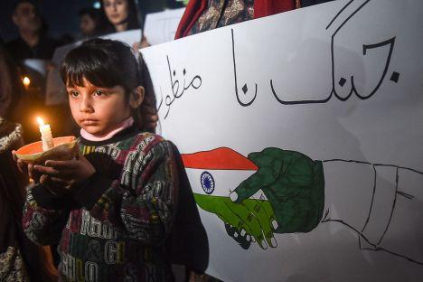 First ceasefire in Kashmir