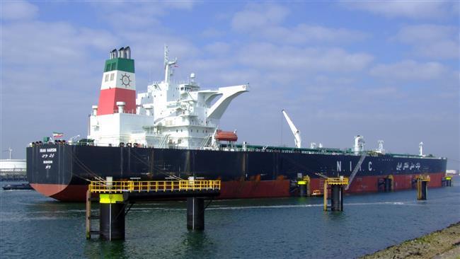 Iranian Oil Transit