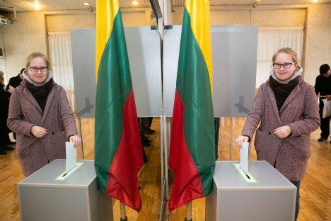 Lithuania's presidential debates