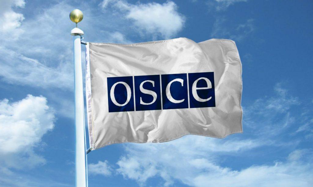 Latvia in OSCE