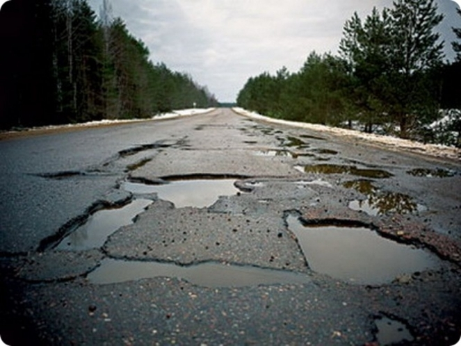 Situation on Latvian roads