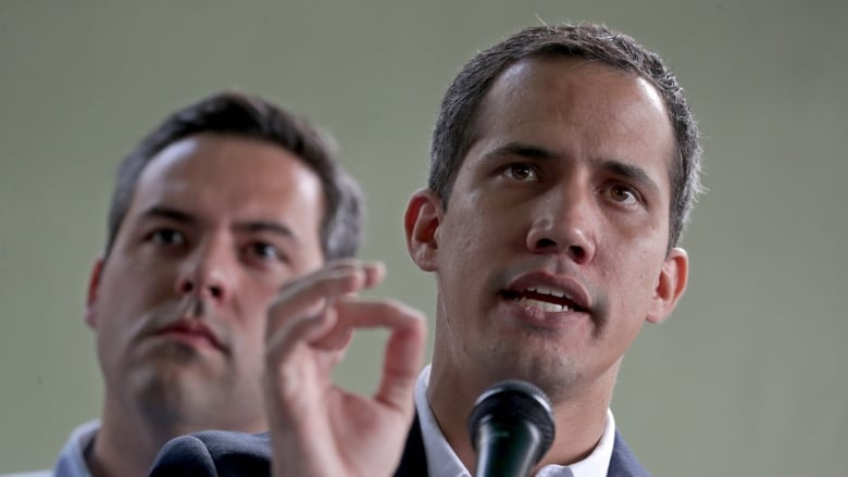 Juan Guaido aide accused of being part of 'terrorist cell' by Venezuelan government