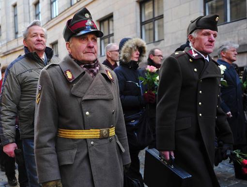 Latvian government allocates EUR 47,530 for veterans