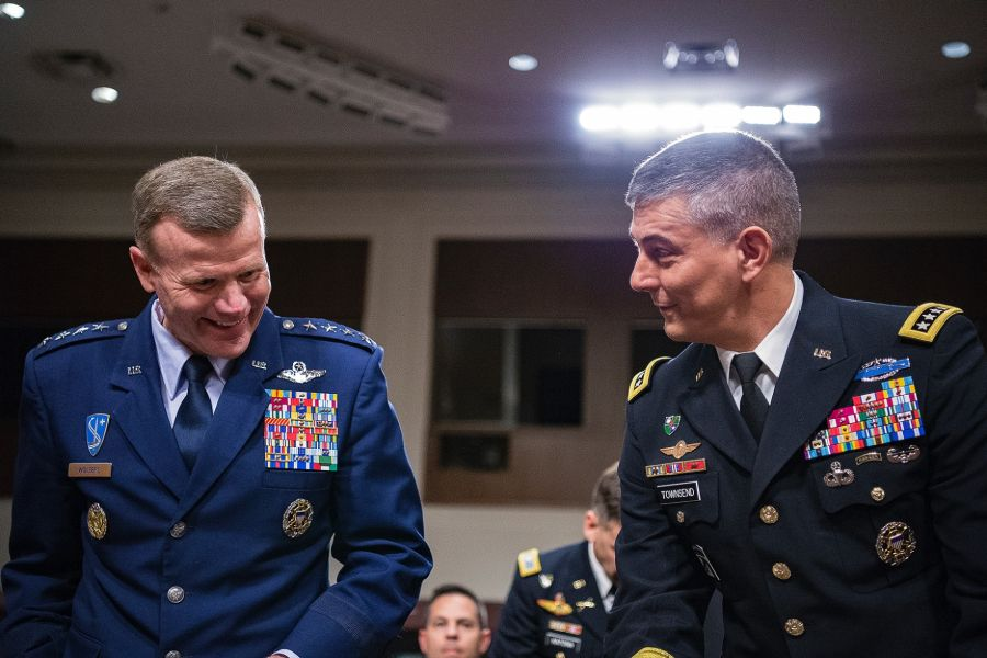 AFRICOM, EUCOM nominees eye Russia, China as major concerns
