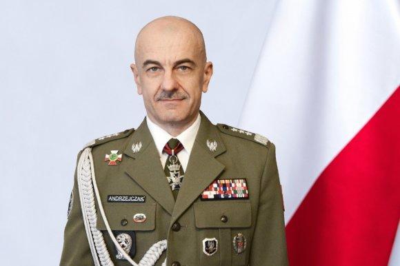Chief of Defense of Poland Lieutenant General Rajmund Andrzejczak