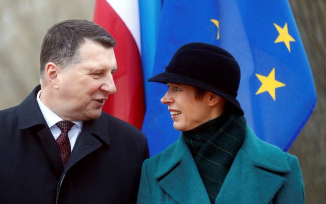 Latvian president to visit Estonia