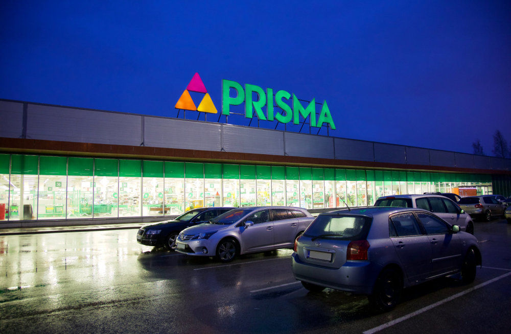 Prisma Peremarket in Estonia