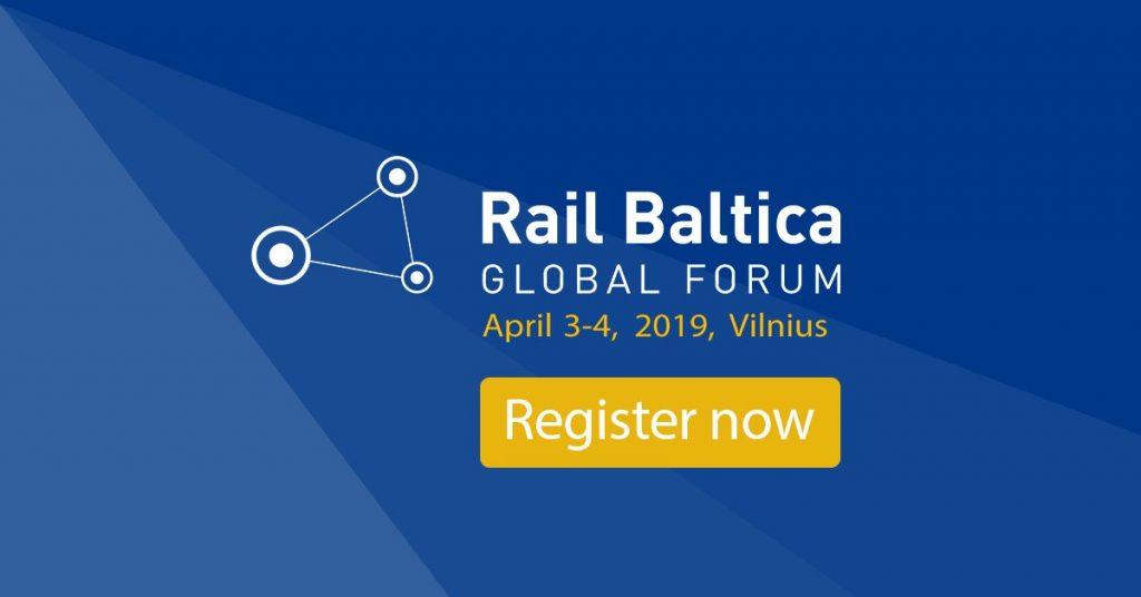 The Rail Baltica Global Forum