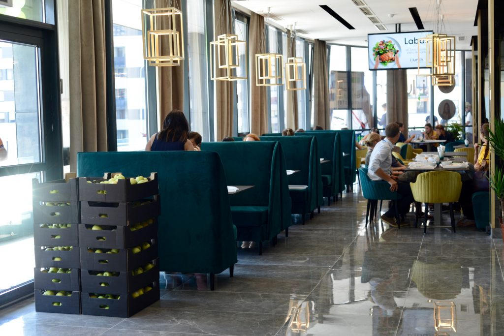 iLunch restaurants