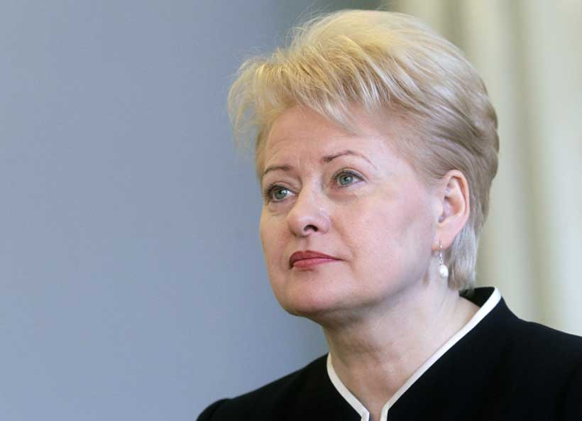 Poland to not support Lithuania's president