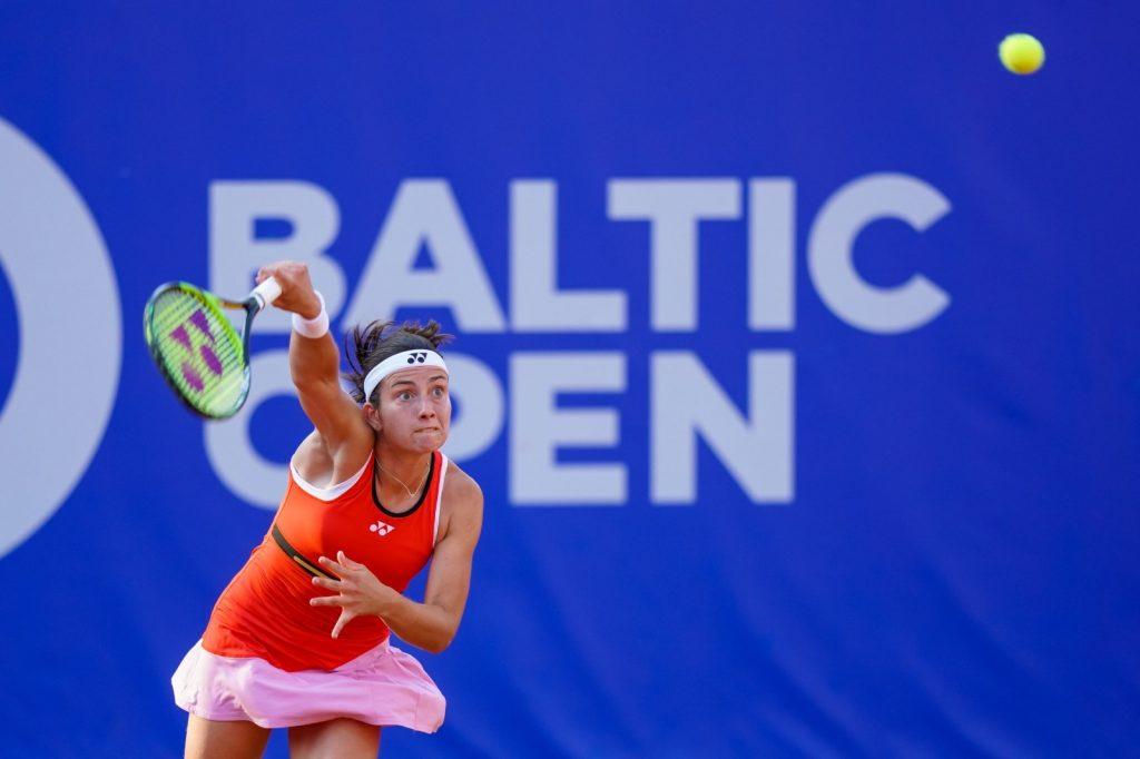 Sevastova is the Champion of Baltic Open 2019