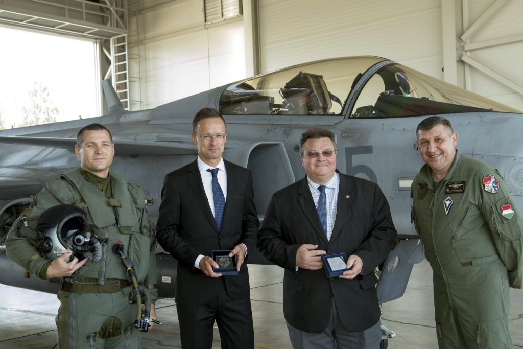 Baltic Airspace Mission from 2022
