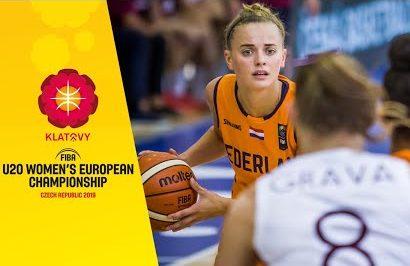 European U20 Women's Basketball Championships