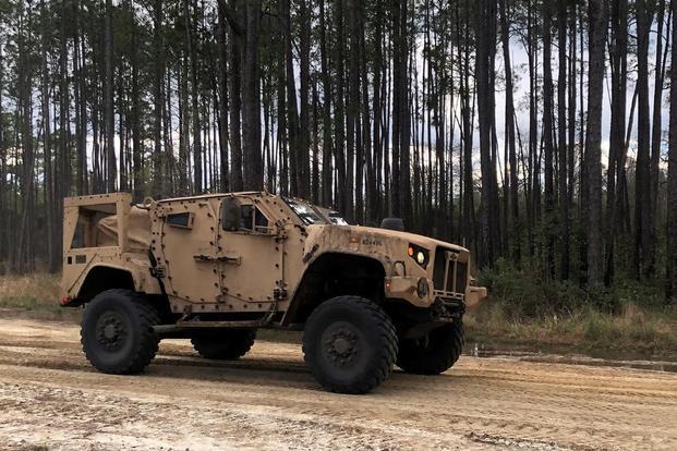 Joint Light Tactical Vehicles ( JLTV)