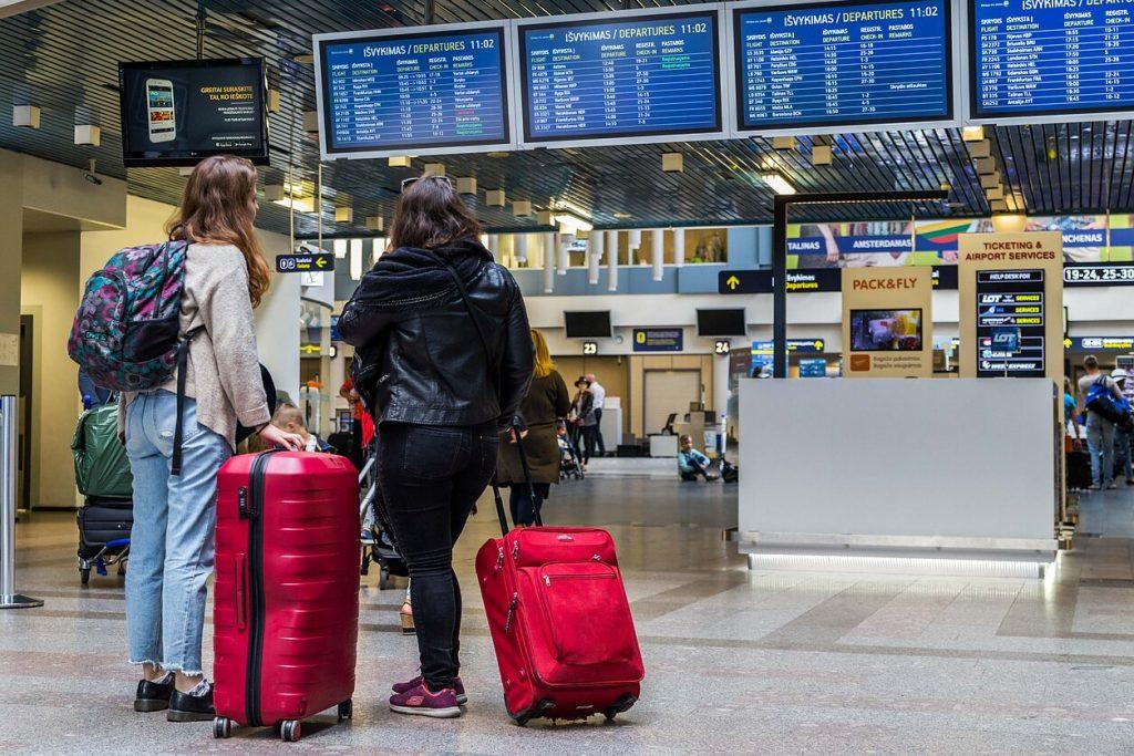 Vilnius-London City flights