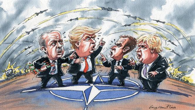 NATO in crisis
