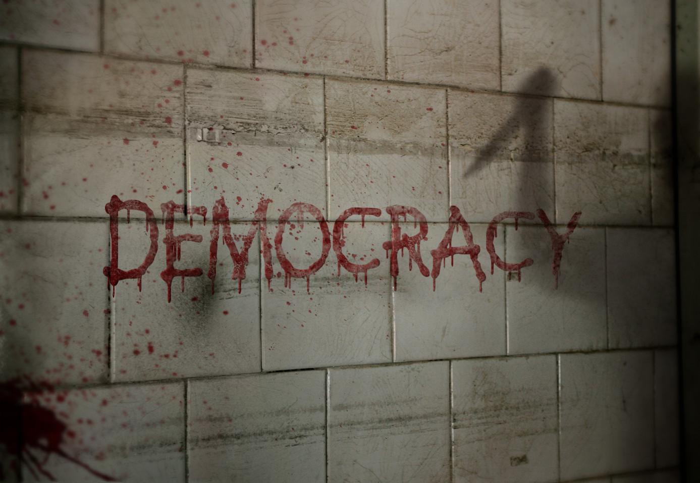 US is yet to achieve democratic ways of doing politics
