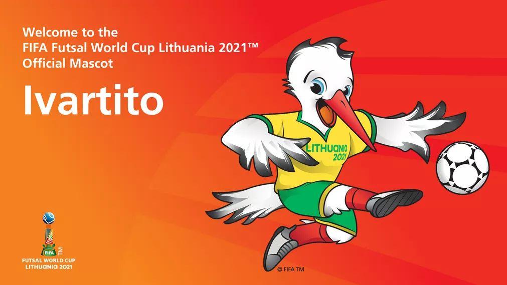 Czech Republic FIFA Futsal World Cup Lithuania 2021