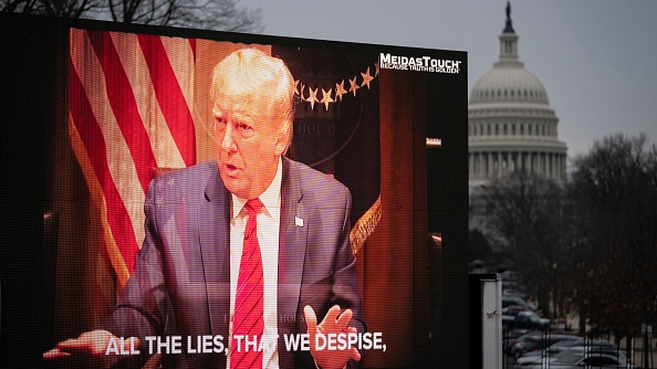 trump the balticword