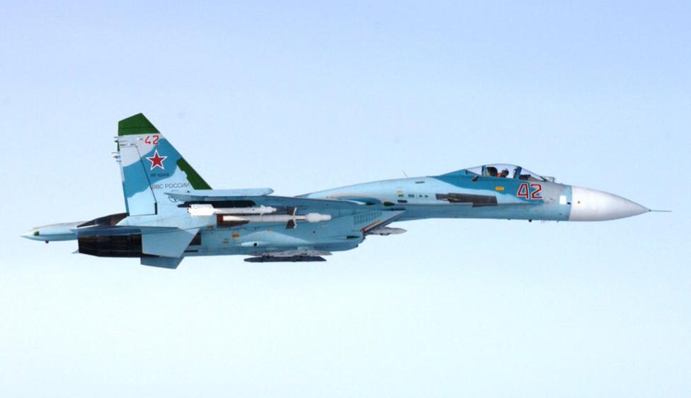 Su-27-Flanker-intercepted
