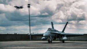 Past and future of Šiauliai Air Base