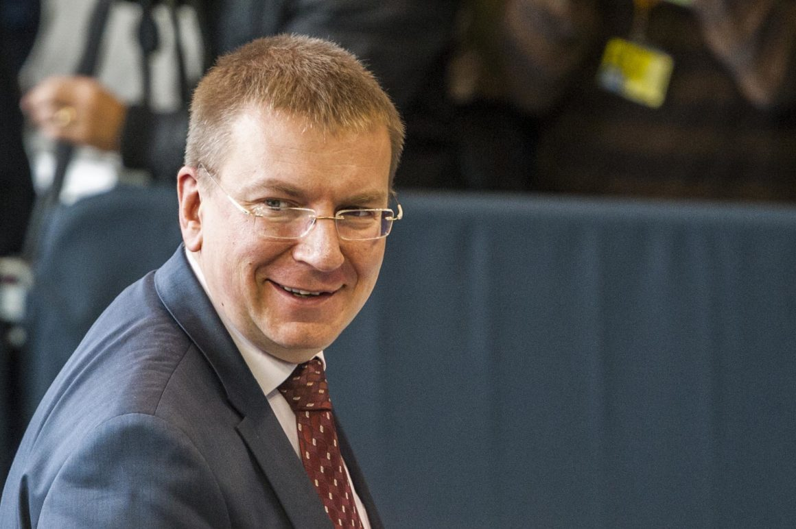 Leadership from Latvia: Interview with Foreign Minister Rinkēvičs the balticword