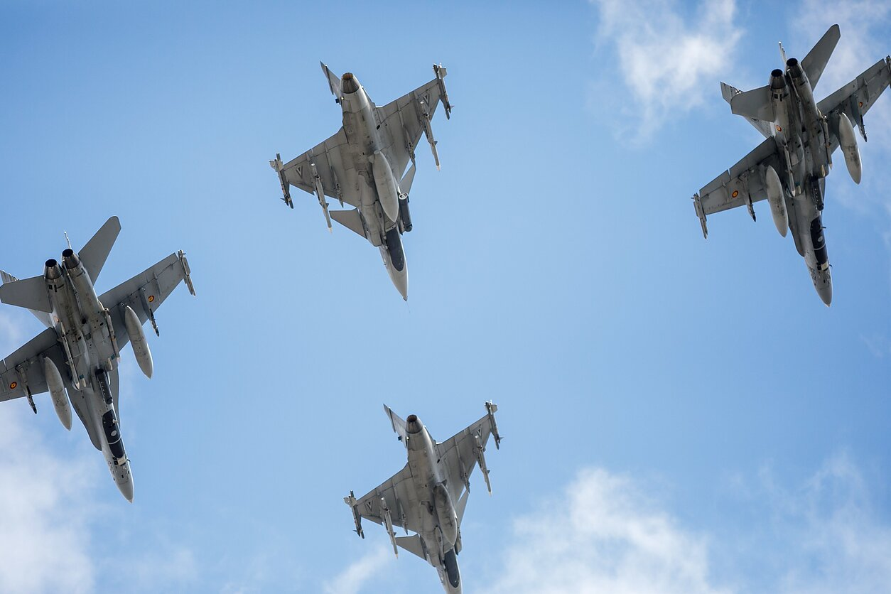 Air defence of the Baltic States is in bad condition