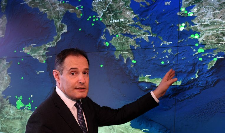 Frontex chief visits Lithuania the balticword