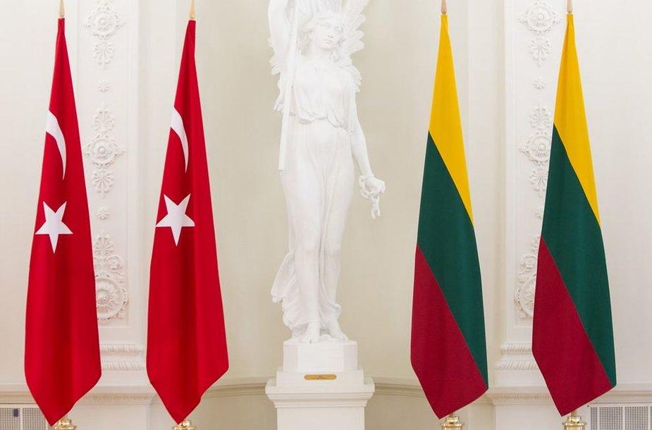 Lithuania needs Turkey's help