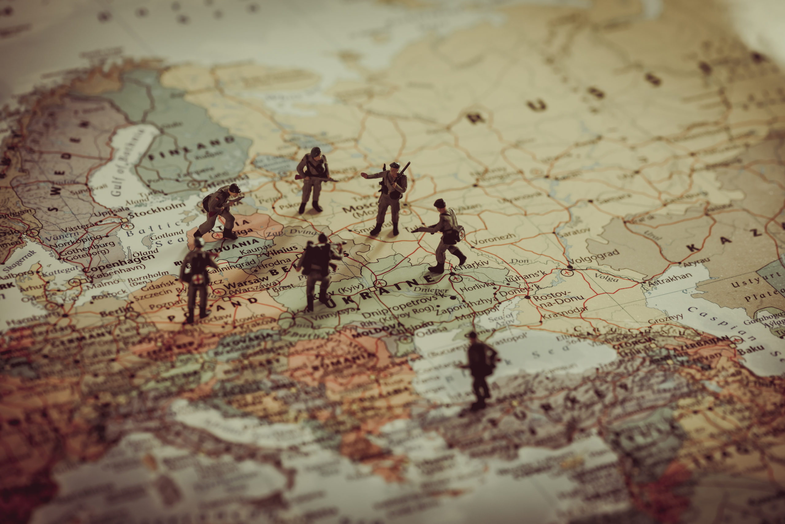 How Can The Baltics Defend Themselves Against Russia?
