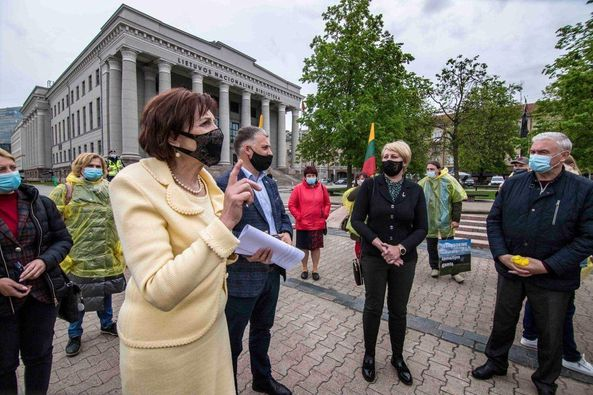 Lithuanians rejected to construct a new military training ground the balticword